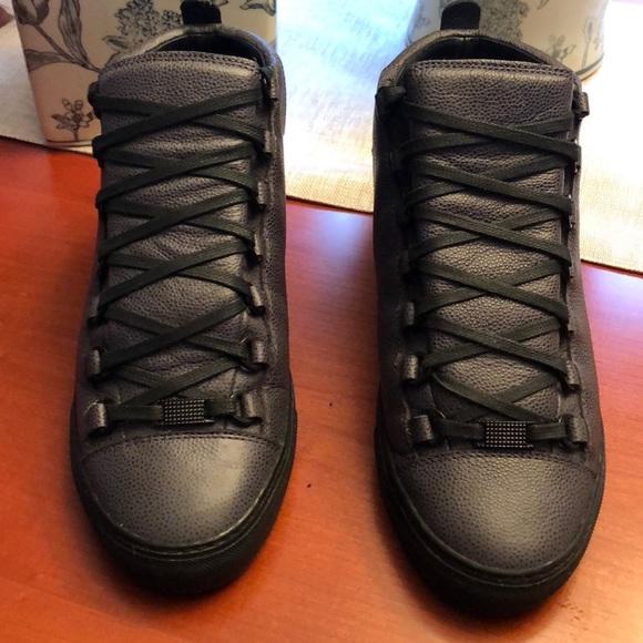 Balenciaga Shoes | Balenciaga Mens Mid
